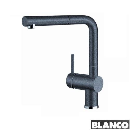 blanco linus s k kkenbatteri silgranit anthrazit look. Black Bedroom Furniture Sets. Home Design Ideas